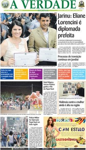 JV Regional - Edição 657 by Jornal A Verdade Regional - issuu 1bbafa43fb
