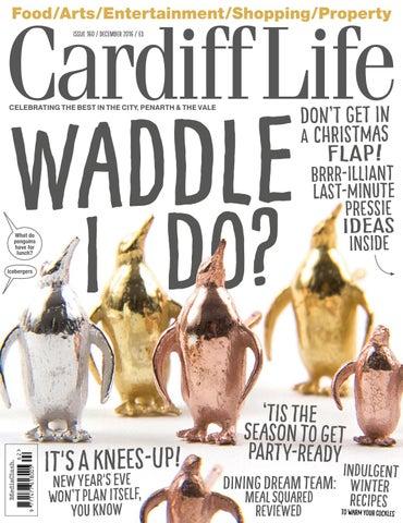 b2bcfdbebf Cardiff Life – issue 160 by MediaClash - issuu