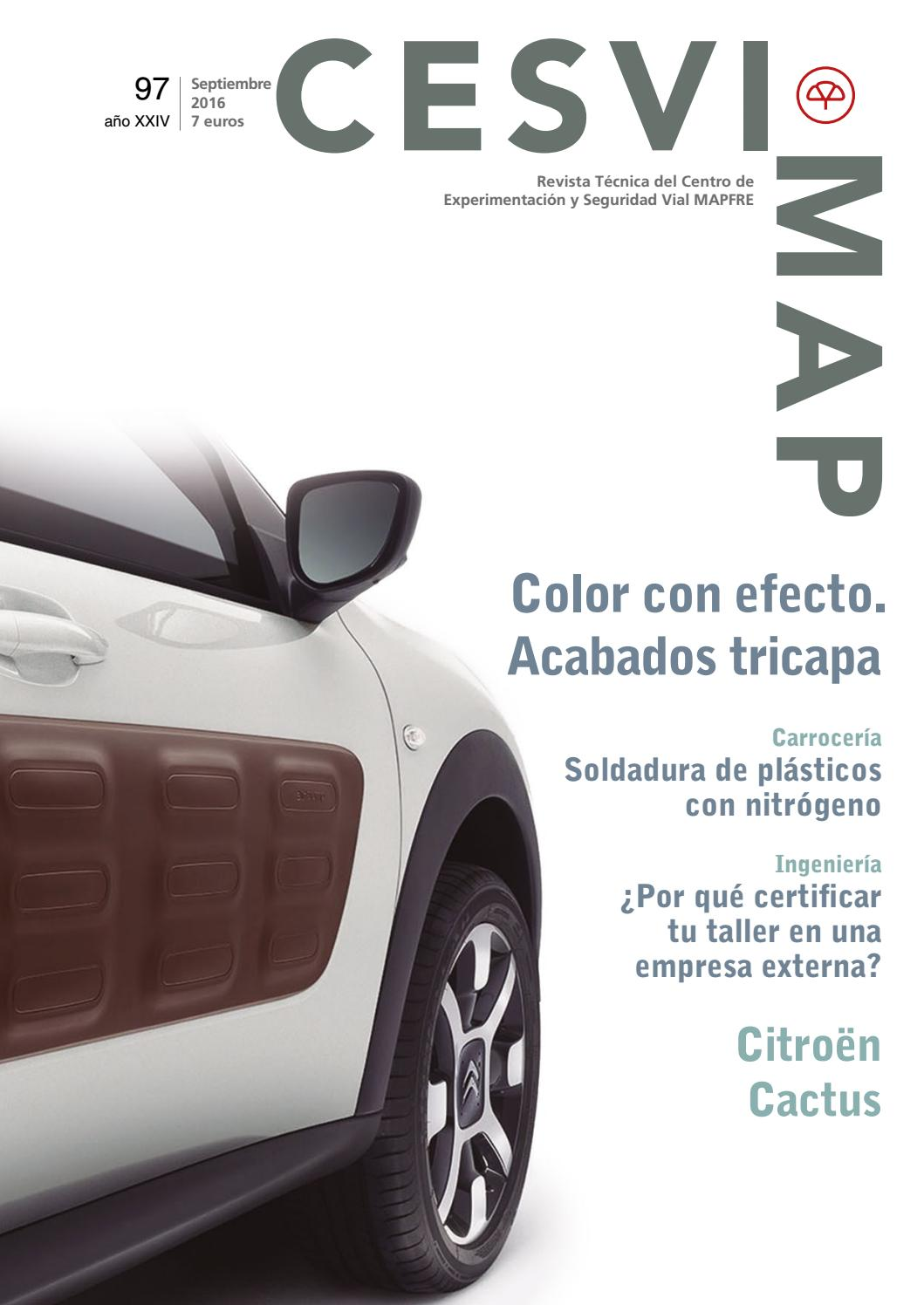 Revista CESVIMAP 97 by CESVIMAP - issuu