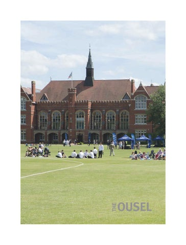 The Ousel 2015 By Bedford School   Issuu