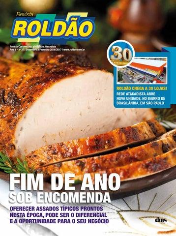 Page 1. Revista. Revista Customizada do Roldão Atacadista ...