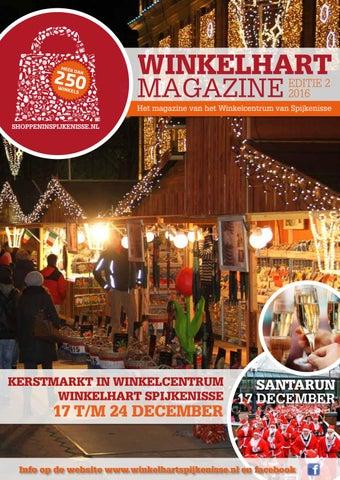 a6dc16d1640f0d Winkelhart Spijkenisse Magazine najaar 2016 by Top Media Groep - issuu