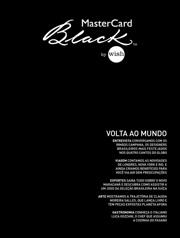 82479c7c40 Mastercard black 4 completa by Editora Ferrari - issuu