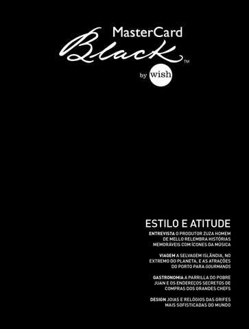 fcf01bab988 Mastercard black 7 completa by Editora Ferrari - issuu