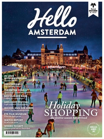 Hello amsterdam 15 janfeb 2017 by hello amsterdam issuu best of amsterdam malvernweather Image collections