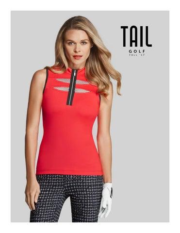 Tail Activewear Fall '17 Golf
