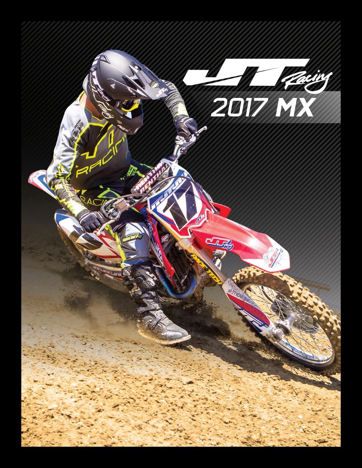NAVY WHITE RED JT RACING HYPERLITE BREAKER MOTOCROSS MX KIT PANTS JERSEY