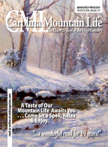 7d6da57b0c8 Carolinamountainlife Winter2016 17 by Carolina Mountain Life, Inc ...