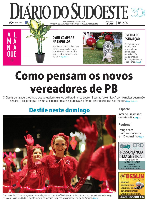 71fa4913bb Diário do sudoeste 10 e 11 de dezembro de 2016 ed 6780 by Diário do  Sudoeste - issuu