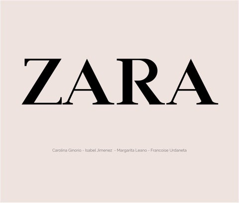 zara case study pestle swot analysis by robert hook issuu zara buying plan