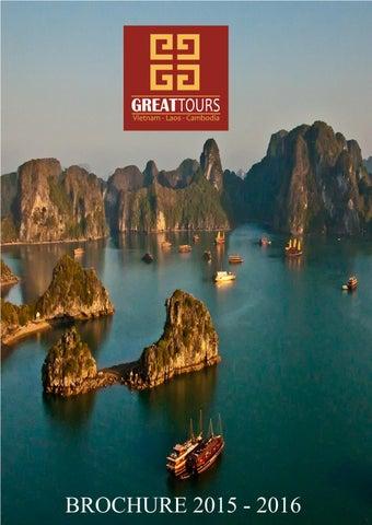 Vietnam Tours Brochure By Great