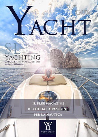 Your Yacht 2017 By Rc Media Issuu