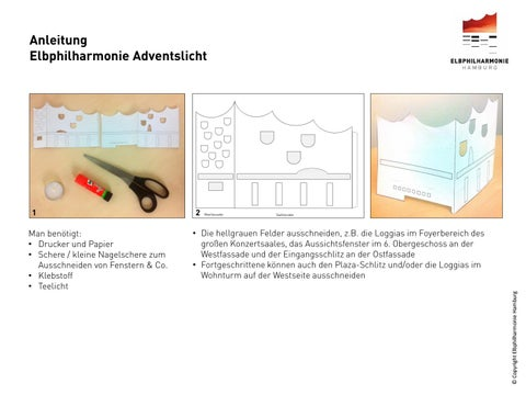 Kartenverlosung Elbphilharmonie