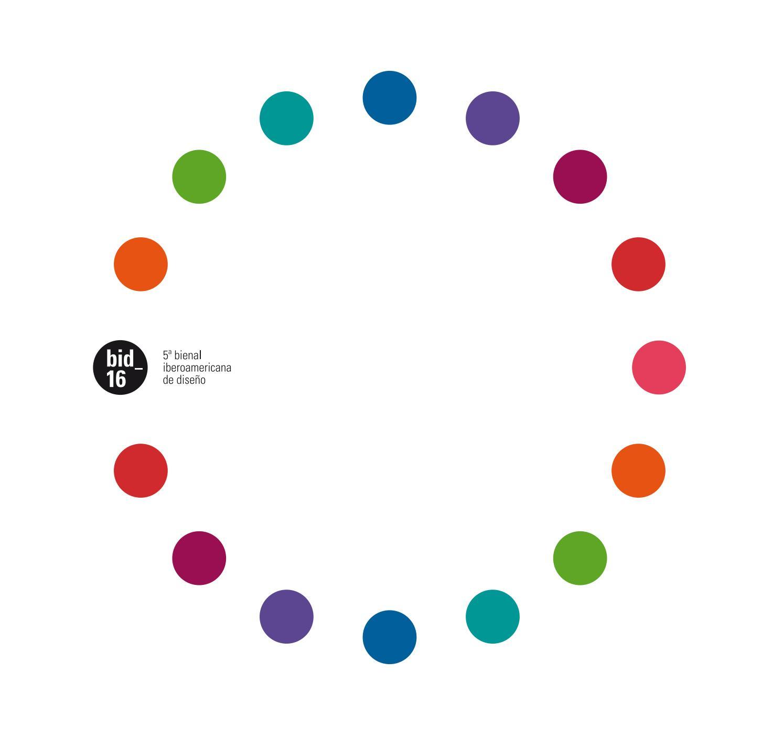 Catálogo Bienal Iberoamericana de Diseño 2016 by Ghierra Intendente ...