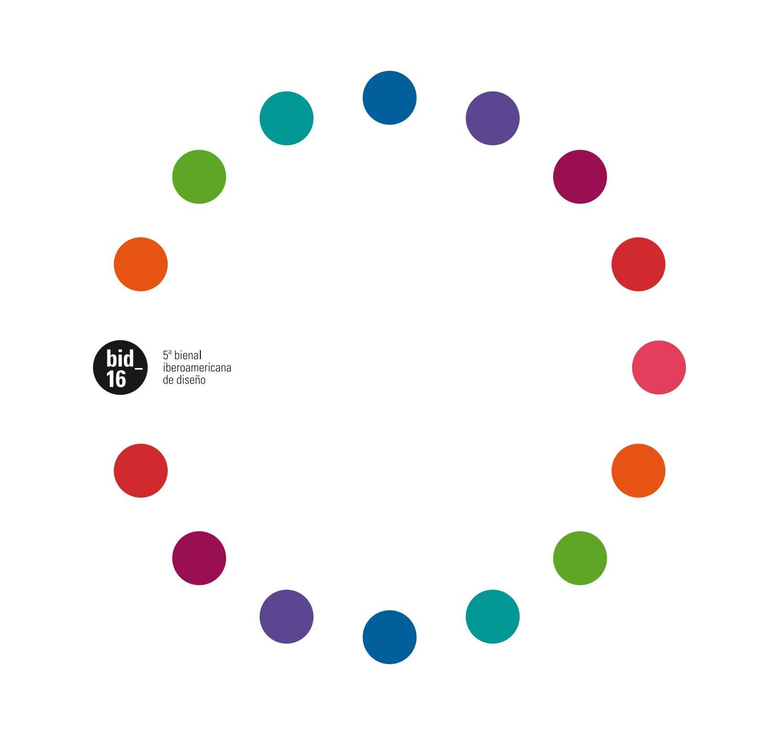 120a63963971 Catálogo Bienal Iberoamericana de Diseño 2016 by Ghierra Intendente ...