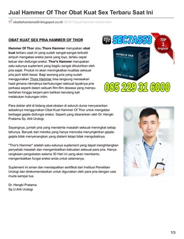hammer of thor supplement price in pakistan by vimax pills issuu
