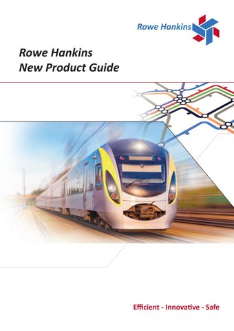 Rowe Hankins - Product Guide by Rowe Hankins - issuu