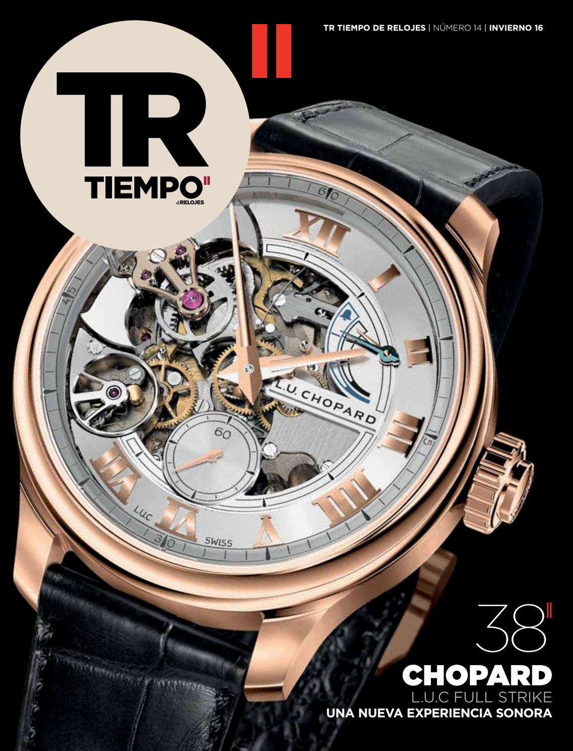 cc782194c8c0 Tr tiempoderelojes numero 14 by Ed-Tourbillon.Spain - issuu