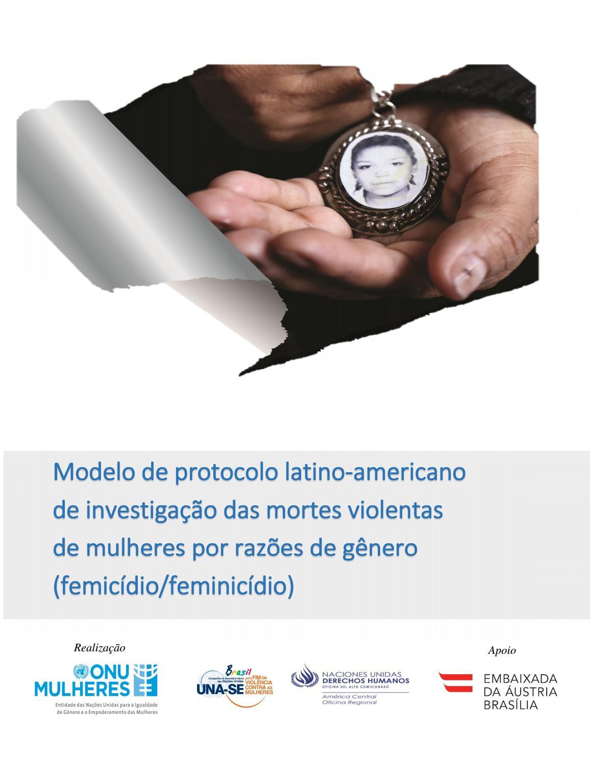 Modelo de Protocolo Latino-americano de Investigação das