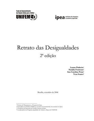 desigualdade de genero na sociedade brasileira de diabetes