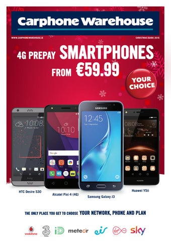 half off b6e7e 38a20 Christmas Guide December 2016 by The Carphone Warehouse - issuu