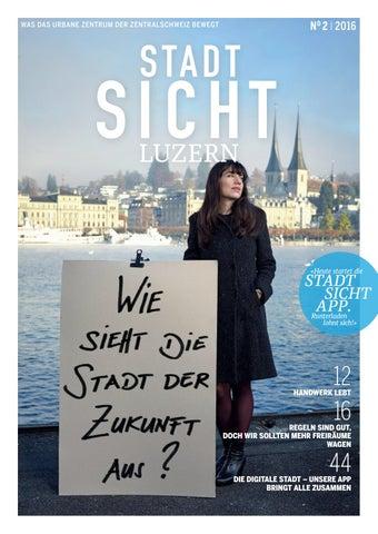 STADTSICHT.ch By BA Media GmbH   Issuu
