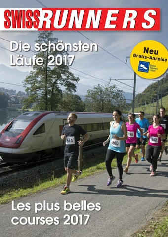 Swiss Runners 2017 by Swiss Runners issuu