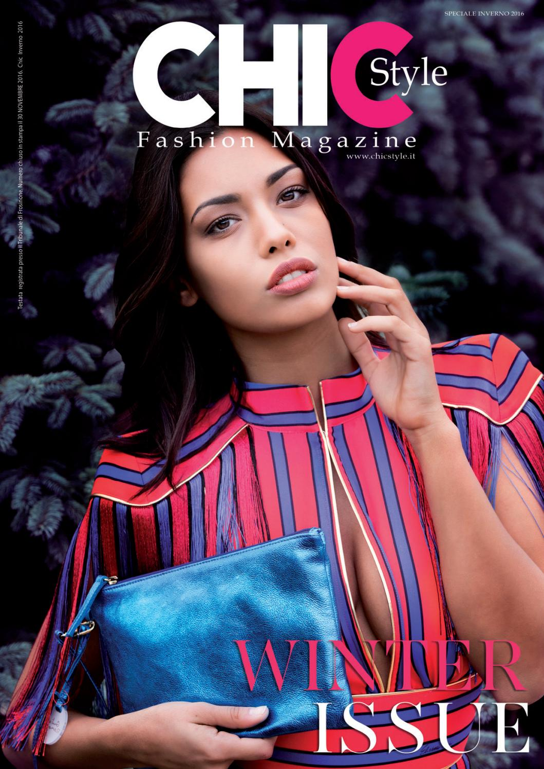 Chic Style Winter 2016 by CHIC STYLE MAGAZINE - issuu 454f8cfdc53