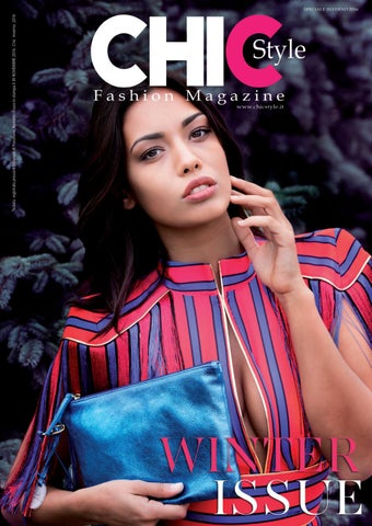 c3cf168dd54f Chic Style Winter 2016 by CHIC STYLE MAGAZINE - issuu