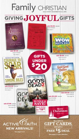family christian christmas catalog by family christian stores issuu