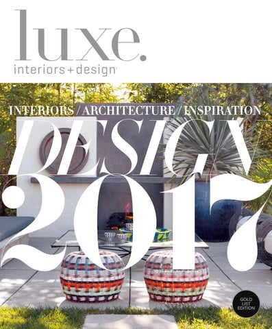 Luxe Magazine January 2017 Los Angeles by SANDOW® - issuu 449913a0dc2f