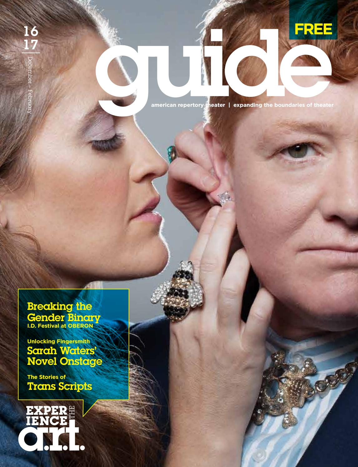 A.R.T. Winter Guide 2016-2017 Side 1 by American Repertory Theater - issuu