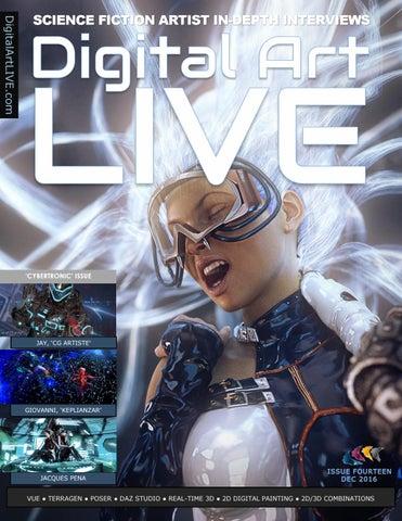 Digital Art live Issue 14