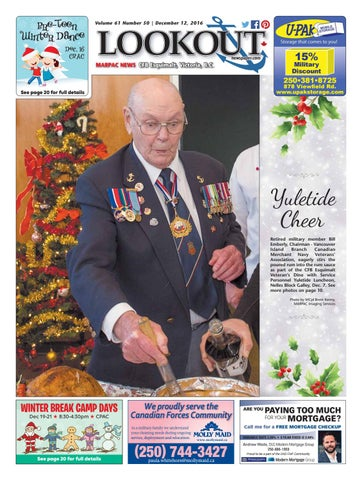 Issue 50, December 12, 2016 by Lookout Newspaper - issuu