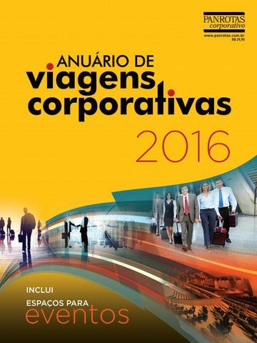 Anuário de Viagens e Eventos Corporativos 2016 by PANROTAS