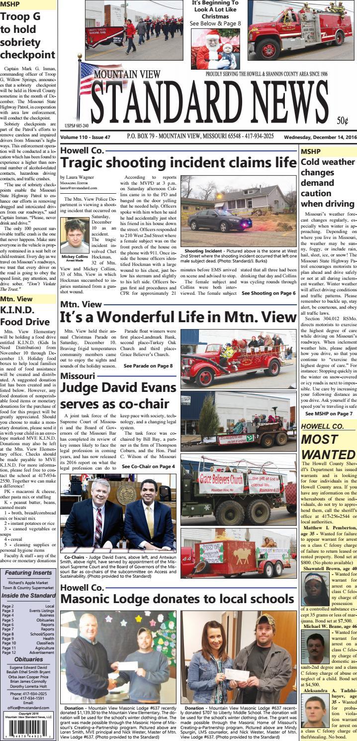 Mv standard issue 12 14 2016