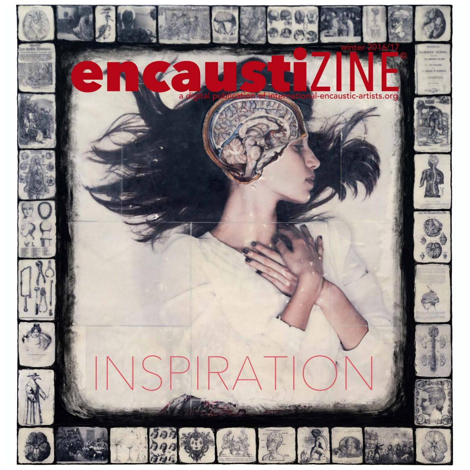 Encaustizine winter 16 17 by international encaustic artists issuu fandeluxe Image collections