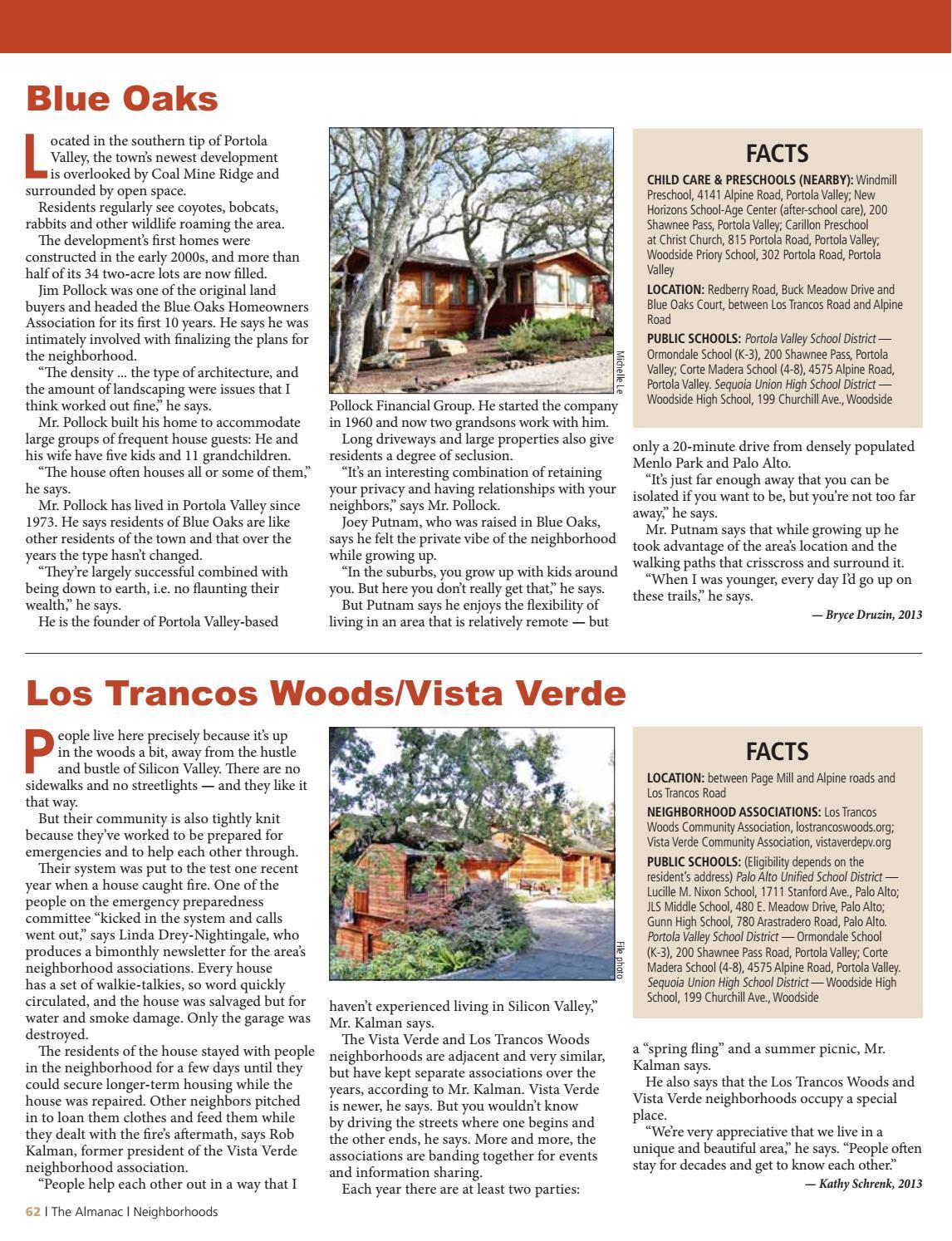 Our Neighborhoods 2017 by The Almanac - issuu