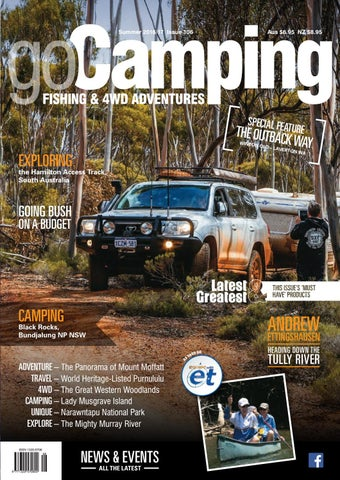 Go Camping Fishing & 4WD Adventures Issue 106 by Vink