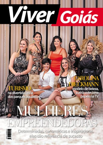 ee4fc246a Revista Viver Goiás Mulheres Empreendedoras 2016 by Revista Viver ...