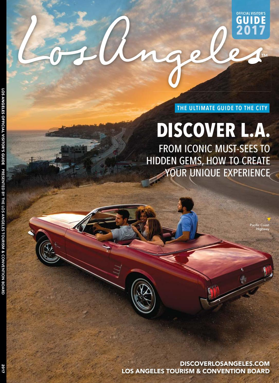 Los Angeles Official Visitors Guide 2017 By Lamcp Issuu Automotive Wiring Tips 8211 Using Relays