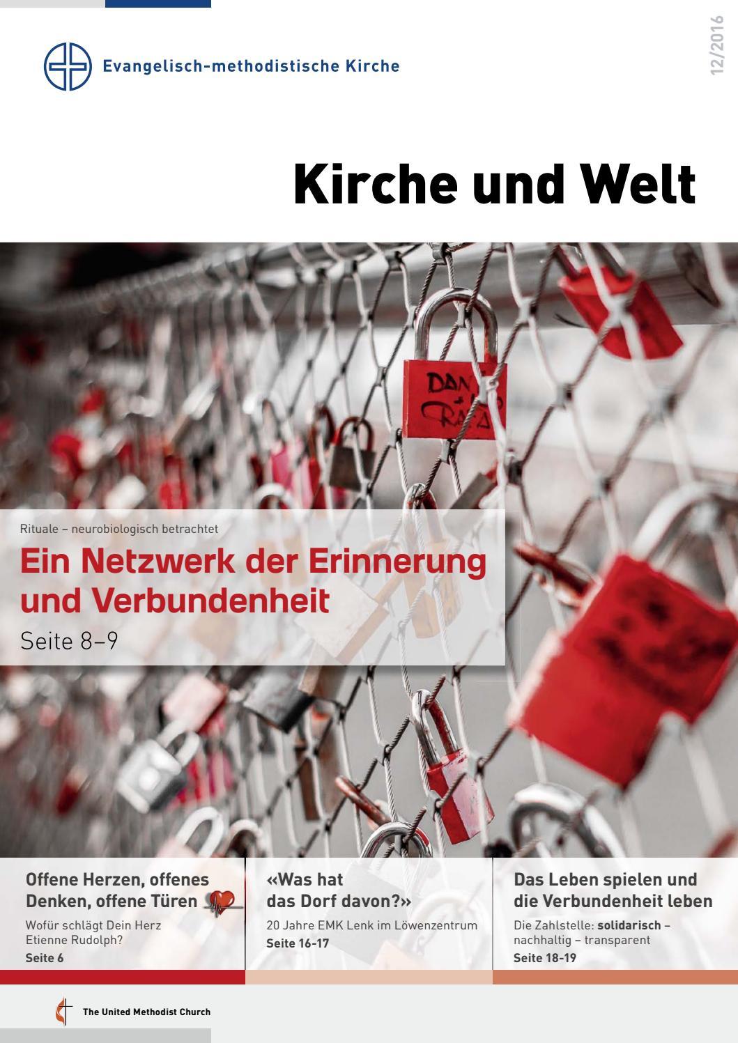 Kirche und Welt 12/2016 by Evangelisch-methodistische Kirche Schweiz ...