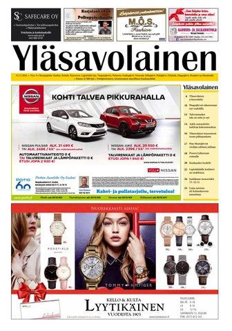 Ylasavolainen9 by ykkostapahtumat - issuu 13105aa12f