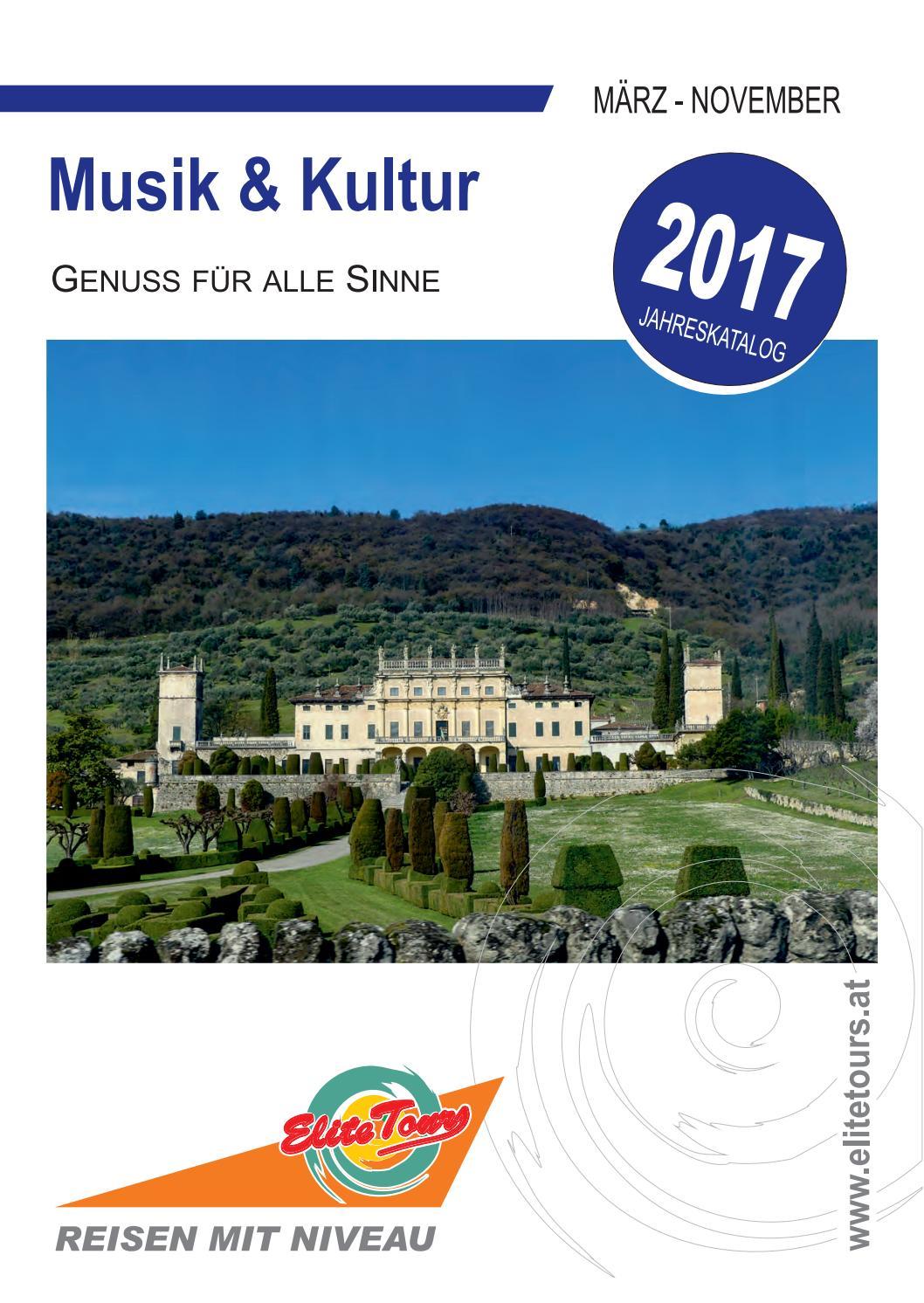 Elite Tours Musik und Kultur 2017 by Elite Tours Reisebüro - issuu