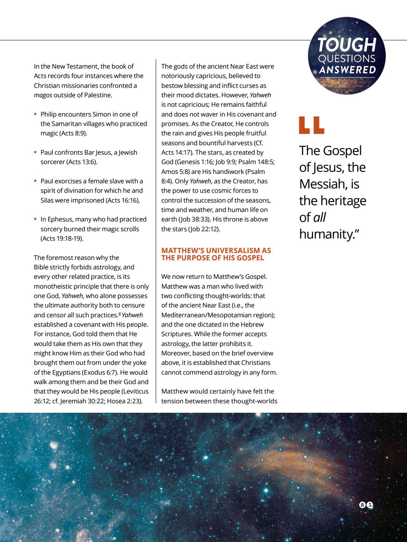 Trinitarian Magazine Issue 4/2016 by Trinity Christian