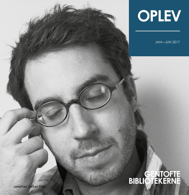 OPLEV Jan-juni 2017 VOKSNE by Gentofte Bibliotekerne - Issuu