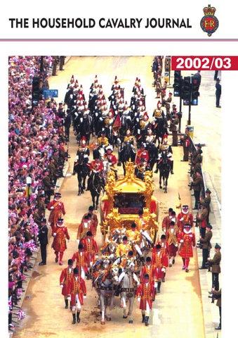 Household cavalry journal 2003 by chris elliott issuu the household cavalry journal ccuart Image collections