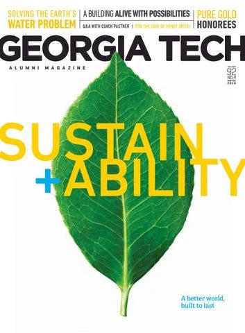 Georgia Tech Alumni Magazine, Vol  92 No  4, Winter 2016 by Georgia