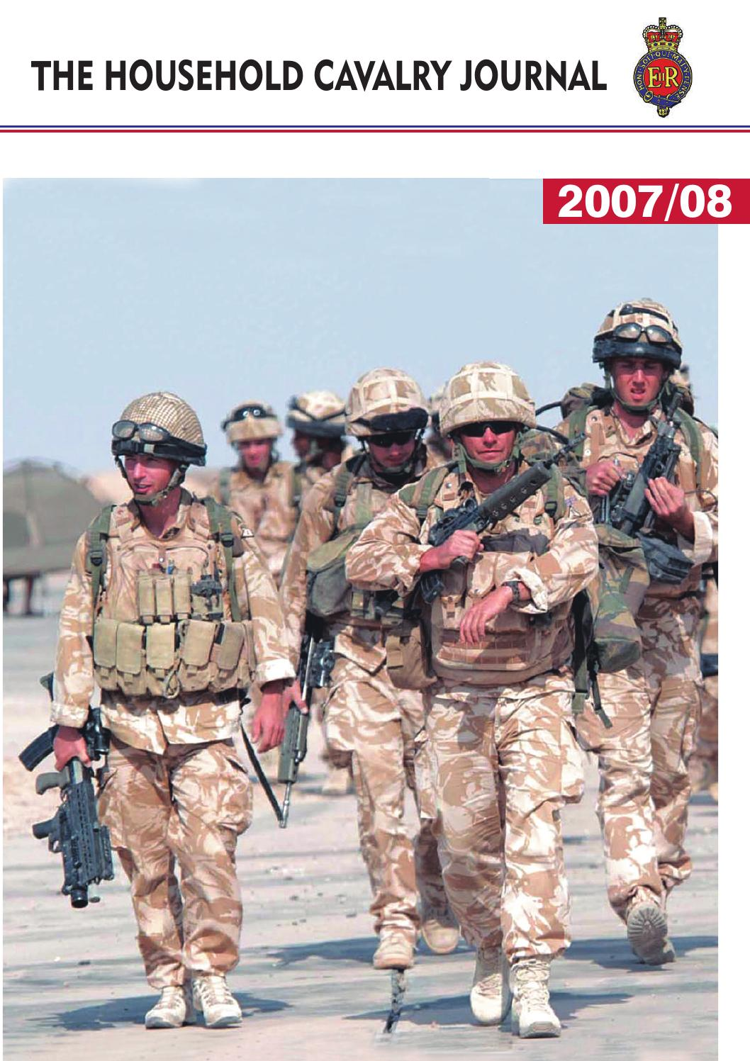 Household Cavalry 2008 by RHG/D Reg Sec - issuu