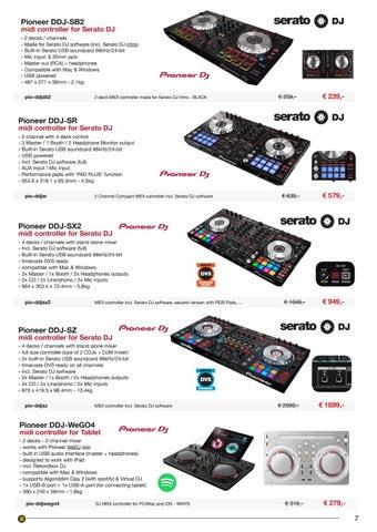 Bekafun Catalogus 2017 - DJ Gear by bvba bekafun - issuu